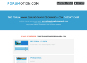 elmundomagicodeamanda.com