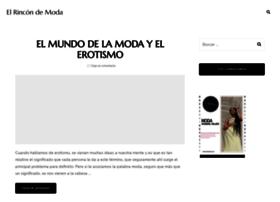 elrincondemoda.com