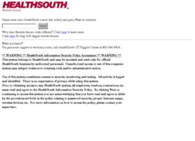 email.healthsouth.com