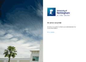 email.nottingham.edu.my