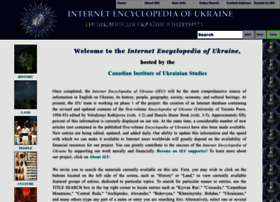 encyclopediaofukraine.com