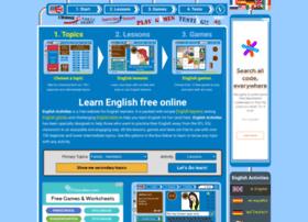 englishactivities.net