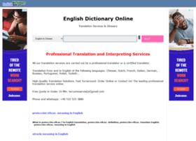 englishdictionaryonline.org