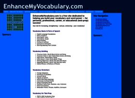 enhancemyvocabulary.com