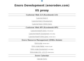 enorodev.com