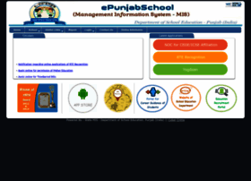 epunjabschool.gov.in