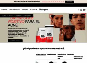 es.neutrogena.com