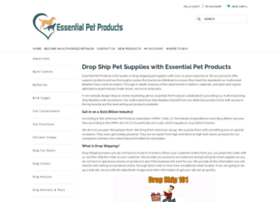 essentialpetproducts.com