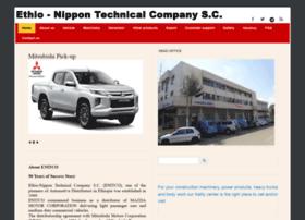 ethio-nippon.com