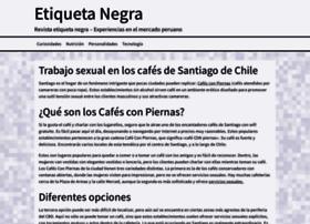 etiquetanegra.com.pe
