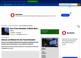 euro-truck-simulator-2-winter-mod.softonic.de