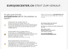 eurojobcenter.ch