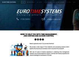 eurotimesystems.com