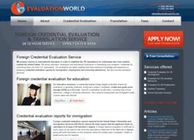 evaluationworld.com