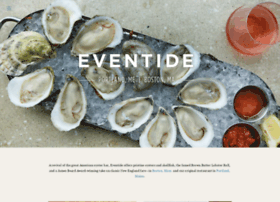eventideoysterco.com