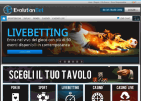 evolutionbet.net