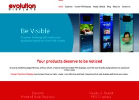 evolutiondisplays.com.au