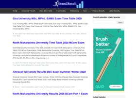 exam2result.com