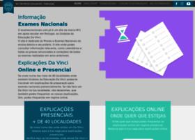 examesnacionais.com.pt