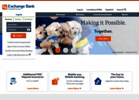 exchangebank.com