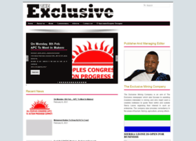 exclusivenewspaper.com
