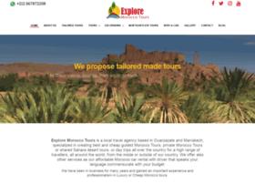 exploremoroccotours.com