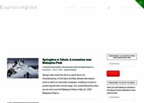 explorington.com