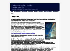 extraordinarygriefexperiences.com