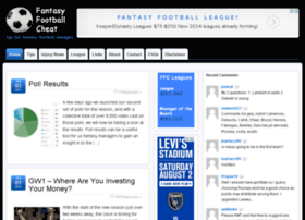 fantasyfootballcheat.co.uk