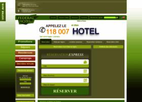 federal-hotel.com
