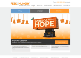 feedthehungry.org.uk