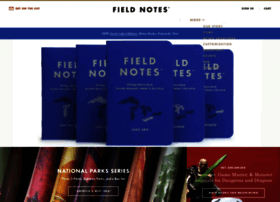 fieldnotesbrand.com