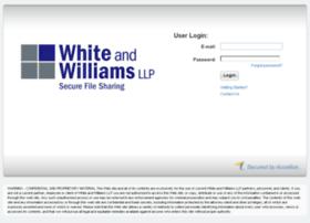 fileshare.whiteandwilliams.com