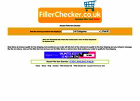 fillerchecker.co.uk