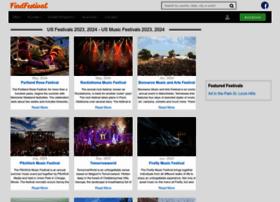 findfestival.com