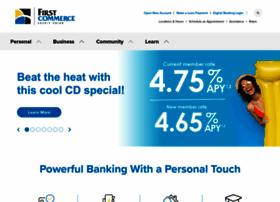 firstcommercecu.org