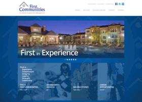 firstcommunities.net