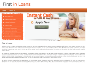 firstinloans.co.uk