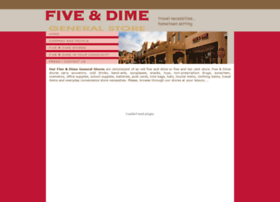 fiveanddimegs.com