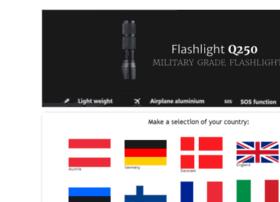 flashlightq250.com
