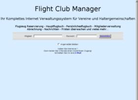 flightclubmanager.de