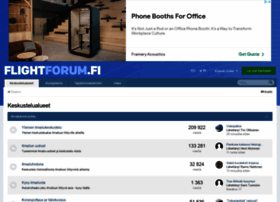 flightforum.fi