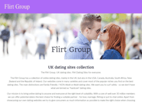 How to flirt on dating sites