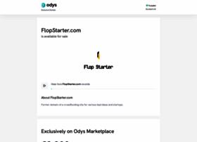 flopstarter.com