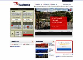 flyalbania.eu