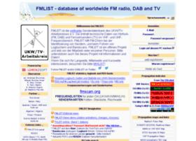 fmlist.org