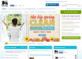 foodlion.mywebgrocer.com