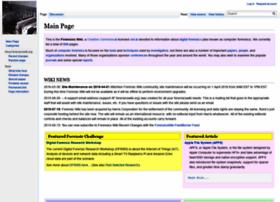 forensicswiki.org