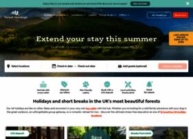 forestholidays.co.uk