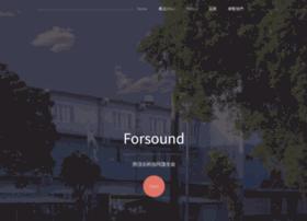 formosasound.com.tw